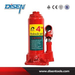 CE 2 Ton Safety Valve Hydraulic Bottle Jack pictures & photos