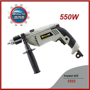 550W 13mm Hammer Drill- (Mod. 3220) pictures & photos