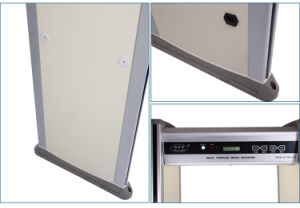 Airport Body Scanner Walk Through Metal Detectors Gate (JH-5B-18 Zone) pictures & photos