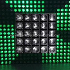 5X5 25head COB 30W RGB LED Pixel Matrix Light pictures & photos