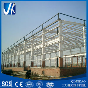High Quality Painting Steel Sructure Framework / Steel Structure Warehouse pictures & photos