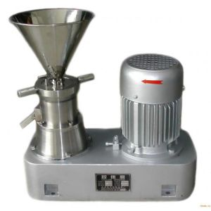Food Grade Horizontal Colloid Mill with Ce pictures & photos