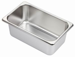 1/4 Stainless Steel Gn Pans, Gastronom Containers, Kitchenwares, Buffet Ware pictures & photos
