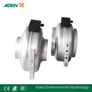 High Air-Speed Circular Centrifugal Fan Design
