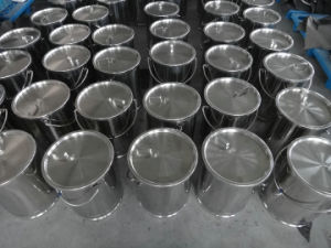 Stainless Steel Mirror Polished 10L-1000L Drum pictures & photos