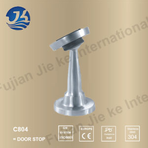 Stainless Steel Magnetic Door Stopper for Wood Door (C804)