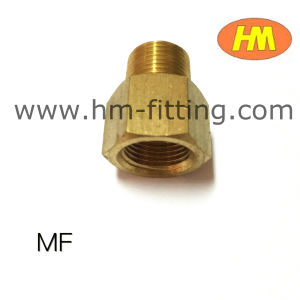 Forged Brass Pipe Fitting NPT Male X NPT Female Pipe Adapter