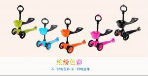15 Days Delivery Time Colorful Factory Cheap Mirco Scooter (Et-Mc001 pictures & photos