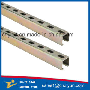 Slotted Steel Strut Channel Made in China pictures & photos