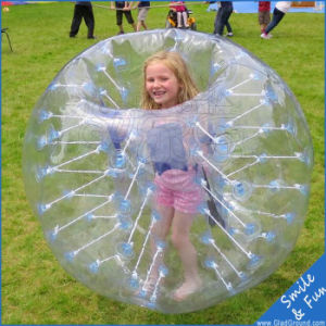 Inflatable Toy Bumper Ball Inflatable Zorb Ball with PVC0.8mm Size 1.2*1m pictures & photos