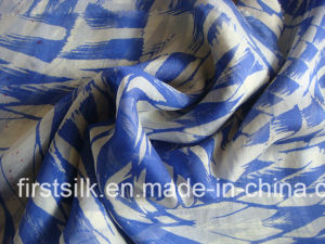 Silk Satin Digital Printing Fabric pictures & photos
