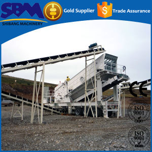 Portable Series Mobile Rock Jaw Crusher Plant pictures & photos