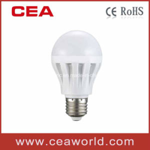 5W SMD2835 E27 Plastic LED Bulb pictures & photos