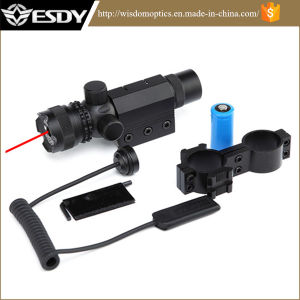 Hunting Rifles Scope 20mm Rail Infrared Red DOT Laser Sight pictures & photos