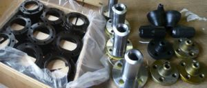 Carbon Steel Flanges, Wn, So, Sw, Th, Lj, Rtj Flange pictures & photos