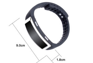 Outdoor 8GB Digital Voice Recorder Wristband MP3 Music Player USB Rechargeable Voice Recorder pictures & photos