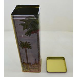 Wine and Beverages Tin Box with Ustom Artwork pictures & photos