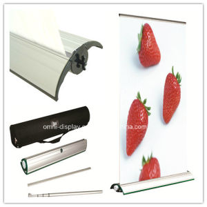 Foldable Roll up Banner Stand (DW-R-S-25-1) pictures & photos