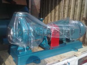 RY series air-cooled air-cooled hot oil centrifugal pump pictures & photos