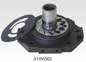 Hydraulic Oil Filling Pump Spare Parts Slippage Pump A10vg63 Charge Pump Engine Parts pictures & photos