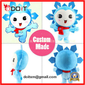 Custom Made Olympic Mascot Stuffed Plush Toy pictures & photos