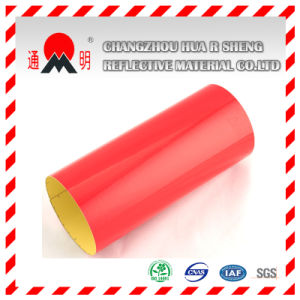 Pet Type Advertisement Grade Reflective Sheeting Film for Advertising Signs Warning Board (TM3100) pictures & photos