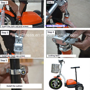 Three Wheels Electric Scooter with Ce&RoHS pictures & photos