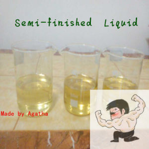 USP Semi-Finished Liquid Injectable Trenbolone Hexahydrobenzyl Carbonate/Parabolan 75mg/Ml pictures & photos