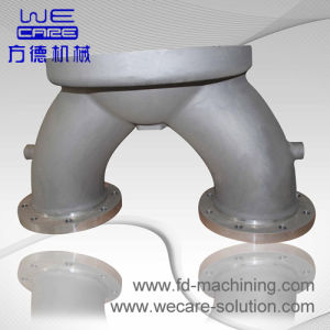 OEM Brass Sand Casting for Valve Fittings pictures & photos