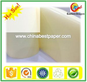 White Color 80g Release Glassine Paper pictures & photos