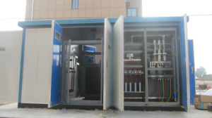 15kv 1250kVA Css Substation Kiosk Substation pictures & photos