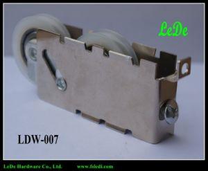 Double Roller in Nylon Roller & Iron Frame Hot Selling Aluminium Sliding Door Roller pictures & photos
