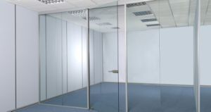 Partition Wall Sliding Door Office Partition Glass Wall pictures & photos