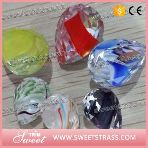 Point Back Crystal Sew on Rhinestones, Point Back Sew-on Stone Crystal pictures & photos