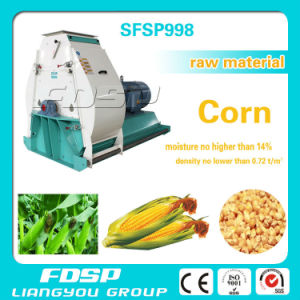 Grain (wheat, corn) Grinding Machine with CE pictures & photos
