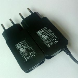 5V 2A EU Plug Switching Power Supply pictures & photos