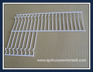 Factory Fridge PVC Coated Wire Shelf for Food Storage pictures & photos