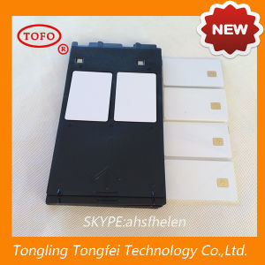 Sle5528 Hotel Key Card Printing by Inkjet Printer pictures & photos