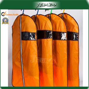 Orange Bag Clear Window Quality Wetproof Dress Bags pictures & photos