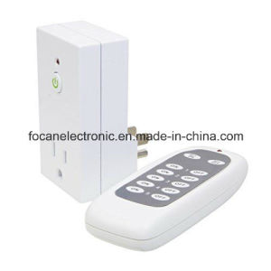 Wireless Remote Control 110V AC Plug in Outlet Switch Socket pictures & photos