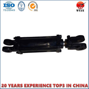 Double Acting Hydraulic Cylinder with Clevis for Agricultural Machinery pictures & photos