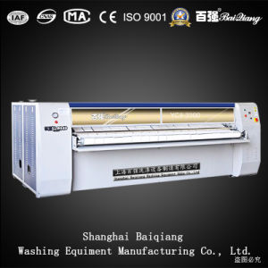 Hospital Use (3300mm) Fully Automatic Industrial Laundry Slot Ironer (Steam) pictures & photos