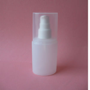 120ml Lotion Bottles with Pump&Natural Cover pictures & photos