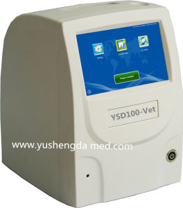 New Model Hot Sale Medical Full Automatic Chemistry Analyzer Ysd100-Vet pictures & photos