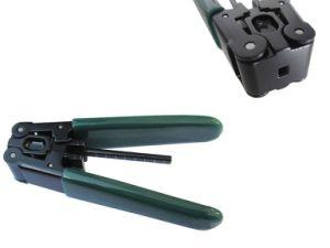 Sheath Fiber Drop Cable Stripper, FTTH Flat Optical Drop Cable Tool Stripper