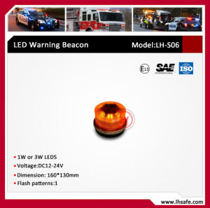 LED Warning Strobe Beacons (LH-S06) pictures & photos