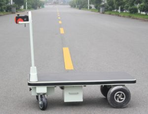 Powered Platform Trolley (HG-1030) pictures & photos