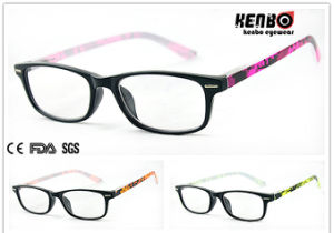 Hot Sale Fashion Square Frame Reading Glasses, CE, FDA, Kr5134 pictures & photos