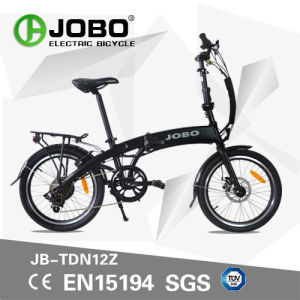 Pocket Foldable Bike Electric Mini Electric Folding Ebike (JB-TDN12Z) pictures & photos