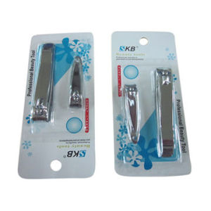 2 in 1 Nail Clipper Kit with Blister Pack pictures & photos
